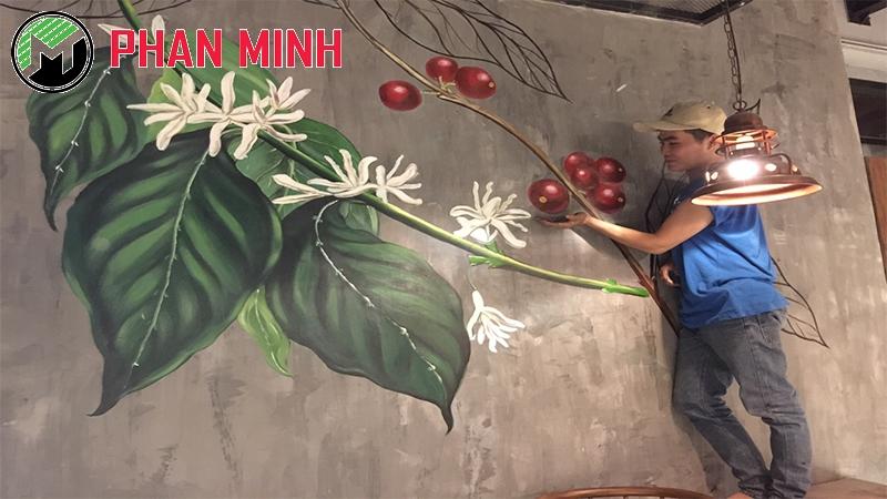Công trình quán cà phê tại số 2 Phan Văn Đáng, P.Thạnh Mỹ Lợi Q2