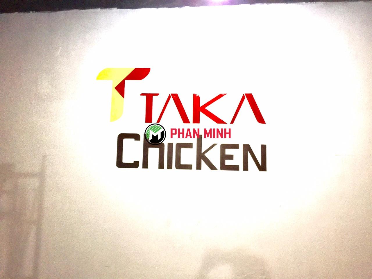 Dự án Nhà Hàng Taka - Chung Cư HimLam Quận 7