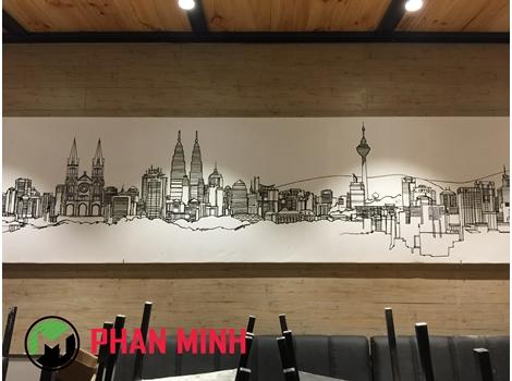 Dự Án Trang Trí Chuỗi Hana BBQ & Hot Pot Buffet